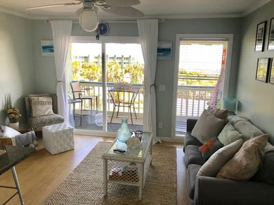 Photo for Isle of Palms- Sea Cabin Oceanfront Condo 341