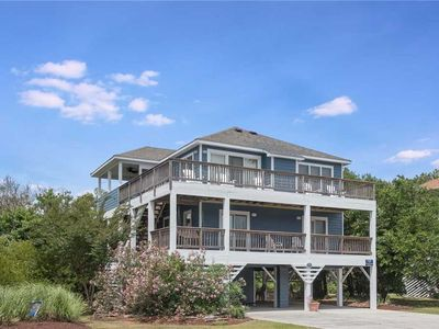 Photo for CL118 Sailors Rest: Corolla Light resort, oceanside 4 bedroom home just a short walk to the beach.