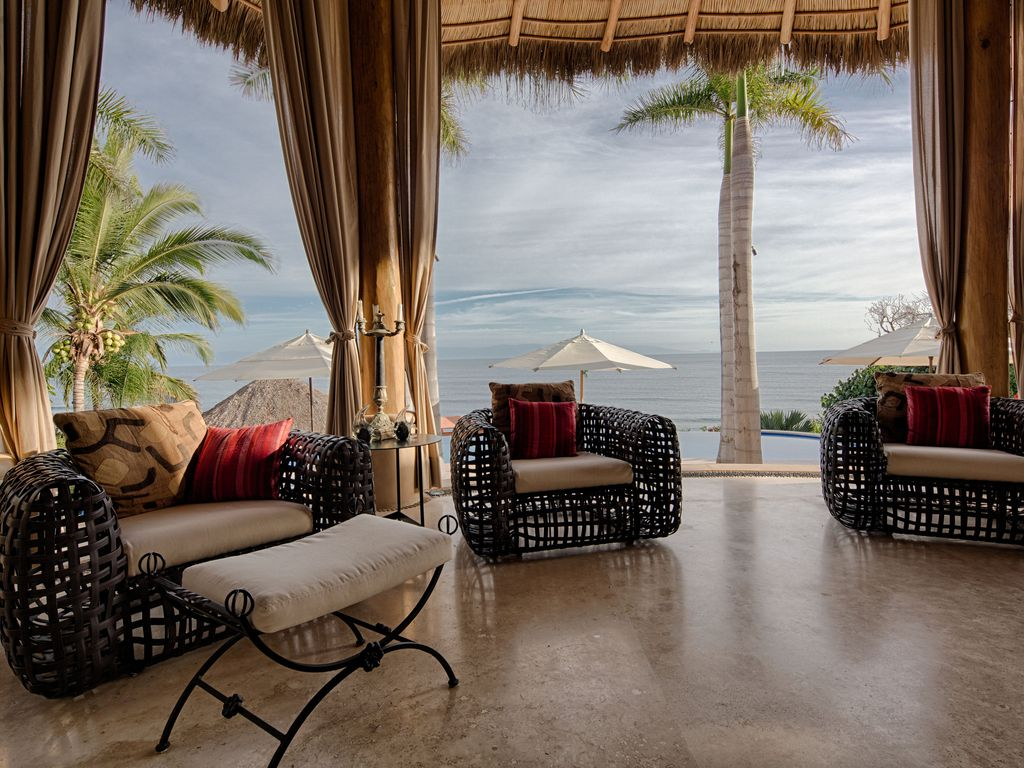 exclusive luxury villa in punta mita, north of puerto vallarta