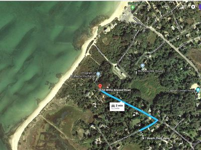 Photo for CLOSE TO SKAKET BEACH AND THE BIKE TRAIL WITH CENTRAL A/C!