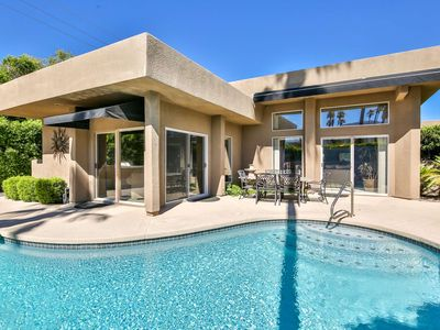 Photo for Best Location in South Palm Desert: 2 Blocks to El Paseo - Shop & Dine! Enjoy Private Pool & Spa!