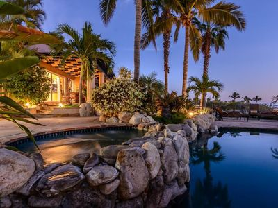 Photo for THANKSGIVING SPECIAL!! CASA JONES is a Gorgeous, Uniquely Private Villa in a beautiful Tropical Se