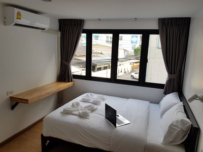 Photo for One bed in 8-bed mixed dorm