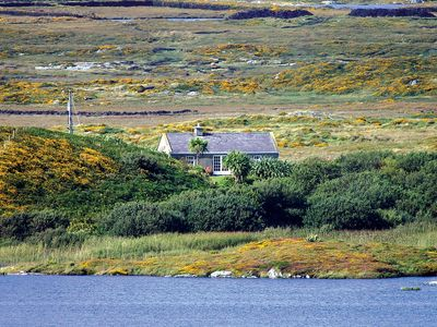 Photo for Small cottage situated close to Maumeen Lake at Emlaghmore…