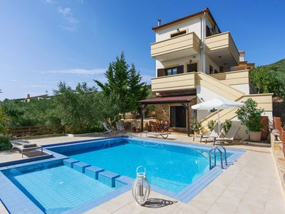 Photo for Luxury Villa-Private Pool, Relax on Holidays !