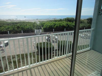 Photo for Direct Oceanfront Condo in Cocoa Beach Florida