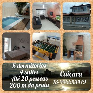 Photo for 6BR Townhome Vacation Rental in Jardim Imperador, SP