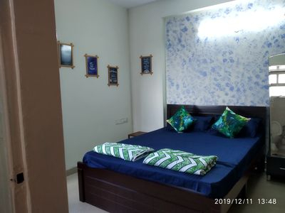 Photo for 2 private rooms out of 3 bhk - Corporate Sheters