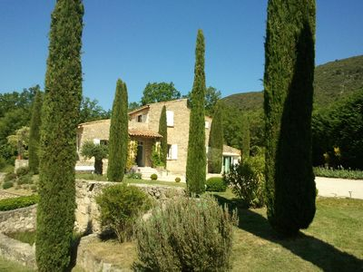 Photo for 3BR House Vacation Rental in Lourmarin, Provence-Alpes-Côte d'Azur