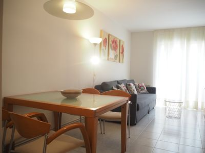 Photo for Ideal apartment for families, with wifi and parking included.