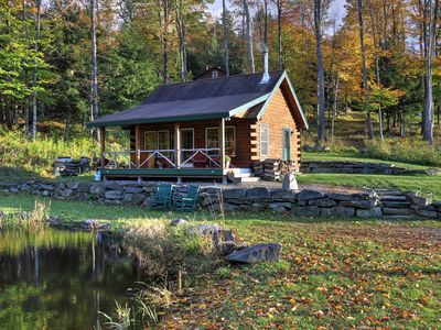 Trout Cabin on Magic Mountain *Weeknight discount special!