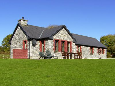 Views of Kenmare Bay from the property