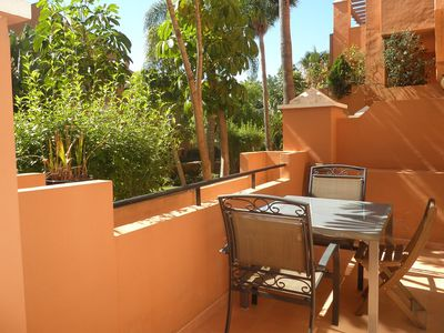 Photo for 1BR Apartment Vacation Rental in Estepona