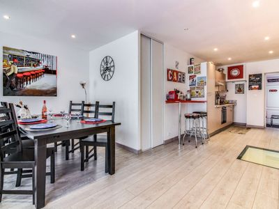 Photo for 2 bedroom Apartment, sleeps 5 in Dinard with WiFi
