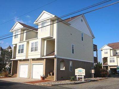 Photo for Modern 3 BR Condo in the heart of Cape May