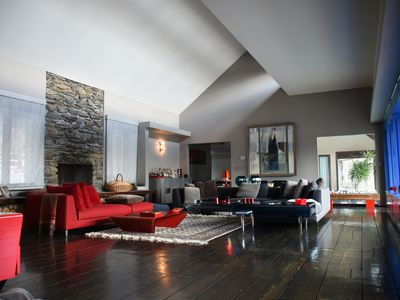 Photo for Millbrook, NY - Modern stunning secluded home for Summer!