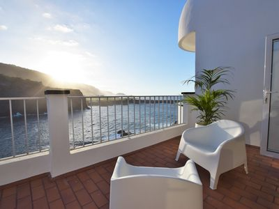 Photo for Romantic Attic Next to Beach San Marcos - Apartment for 2 people in Icod de los Vinos