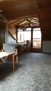 Photo for 2-room apartment in Meersburg with balcony