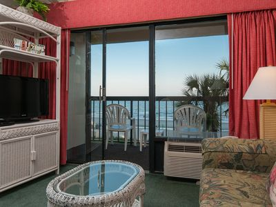 Photo for *SAVOY OCEANFRONT QUEEN SUITE AT VALUE PRICES WITH SPECTACULAR VIEWS!*