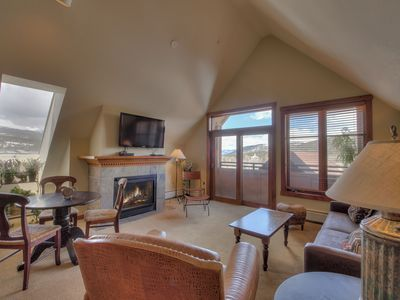 Photo for LUCKY LOCATION @ MAIN ST. STATION w/HEATED POOL & MAGICAL VIEWS~ BASE  PEAK 9