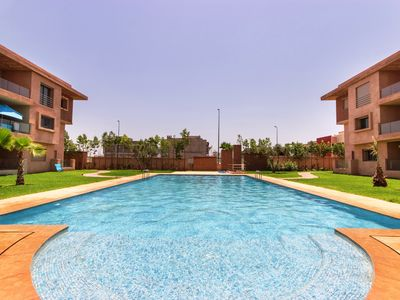 Photo for Beautiful apartment in Coralia Pearls