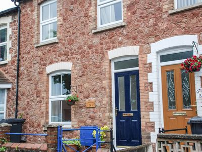 Photo for SUMMERLANDS, pet friendly, with a garden in Minehead, Ref 964359