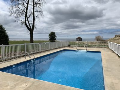 Photo for 10BR House Vacation Rental in Norton Shores, Michigan
