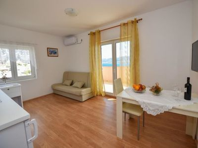 Photo for Apartment Zakarija with view of the Sea