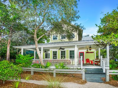 Photo for BEAUTIFUL 4BDR 4 BATH IN WATERCOLOR W/CARRIAGE HOUSE!! OPEN 2/22-29!!