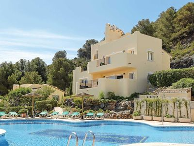 Photo for 3 bedroom Apartment, sleeps 6 in Atamaría with Pool and Air Con