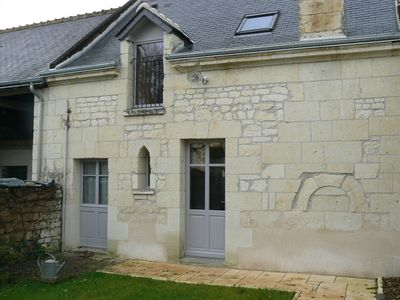 Photo for Charming cottage in Chinon - Touraine