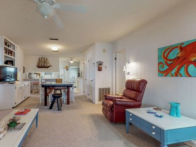 Photo for Beautiful coastal home with large recreation room and ocean views