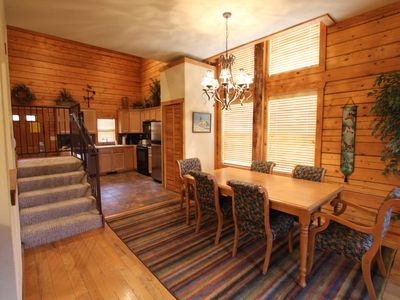 Photo for Moonlight Cabin-3 bedroom, 2 Bath located at the Cabins at Grand Mountain