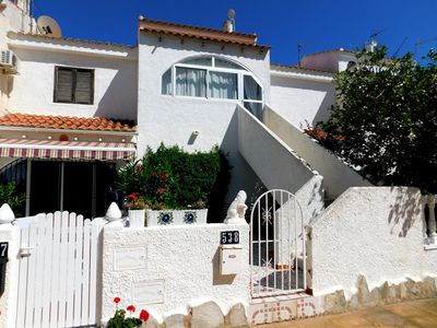 Photo for Costa Blanca Rentals 2 Bedroom Holiday Apartment in Vikingos Mil Palmeras
