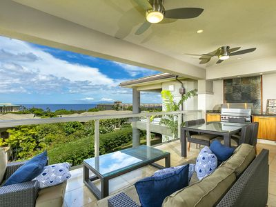 Photo for Spectacular 3rd Row Villa at Ho'olei with Ocean Views