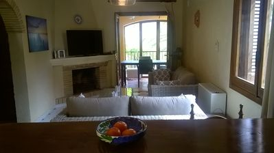 Photo for Ground floor apartment in beautiful landscaped grounds with 2 pools