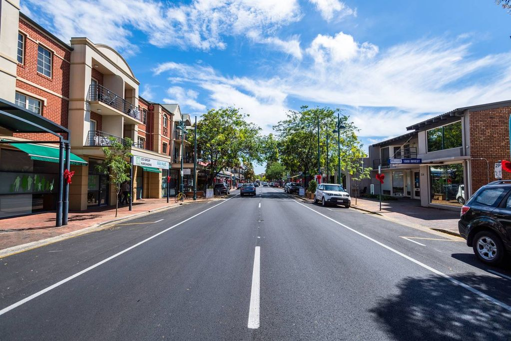 North Adelaide 3 bedroom Parking+WIFI+Telstra TV - North Adelaide