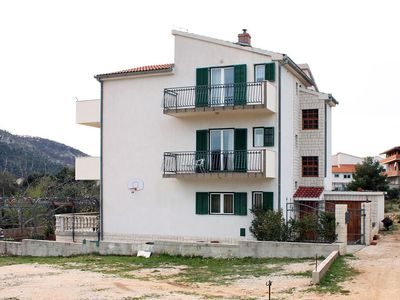 Photo for Two bedroom apartment with balcony and sea view Grebaštica (Šibenik)