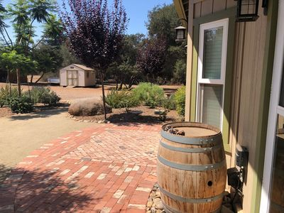 Photo for Romantic Getaway In Ramona's Wine Country