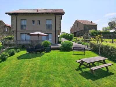Photo for Apartment Vacation Rental in Comillas, Cantabria
