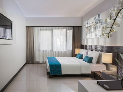 Photo for 2 bedroom suites with balcony - Sanur