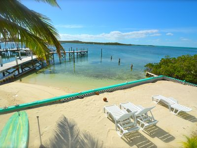 Photo for A private slice of paradise, located in White Sound, with a wonderful view.
