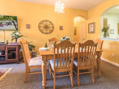 Photo for IL Venetian - First floor 3 bedroom Windsor Palms Condo With Conservation View