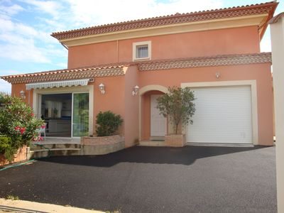 Photo for Apartment 3 rooms, 2 bedrooms SERIGNAN