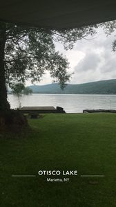 Photo for Relaxing Lake Home on Otisco Lake