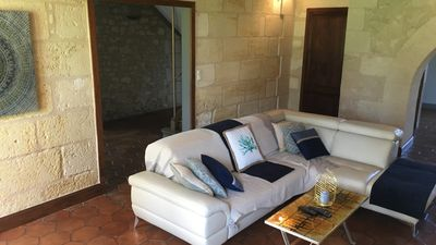 Photo for CHARMING GITE WITHIN A ORGANIC VITICOLE PROPERTY
