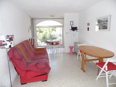 Photo for Studio for 2 persons 300m far from the beach