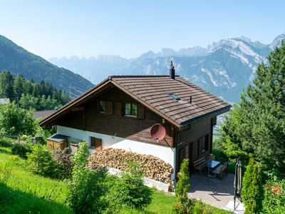 Photo for Chalet with wonderful views