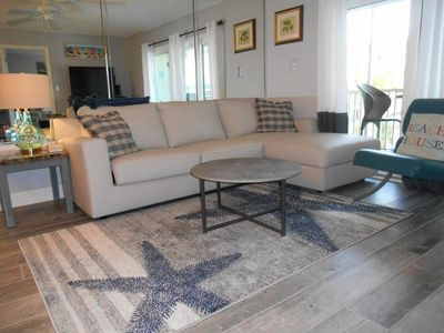 Family Beach Perfection! 2 Bed, 2 Bath Condo with Gulf view; Sleeps 6