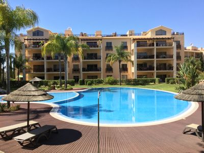 Photo for 2 Bed Penthouse (sleeps 5), Close to Beach, Marina & Golf. - Free WiFi & Hot-Tub
